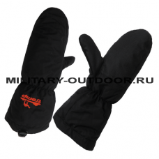 Рукавицы Tramp TRCA-008 Black