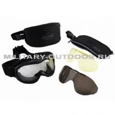 Очки Peltor Fahrenheit Tactical Pack