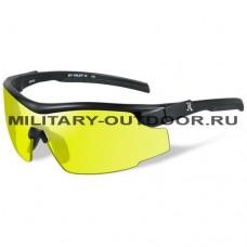 Очки Remington Platinum Male Matte Black/Yellow RE102