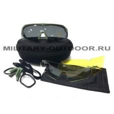 Очки ESS Crosbow Olive (Реплика)