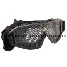 Очки-маска Anbison сетчатые Black