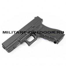 Пистолет пневматический KJW Glock G17 GBB CO2 KP-17CO2-BK