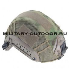 Чехол на шлем FMA Maritime Helmet Cover A-Tacs FG