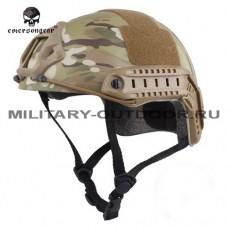 Шлем Emerson Fast Helmet MH Type Multicam