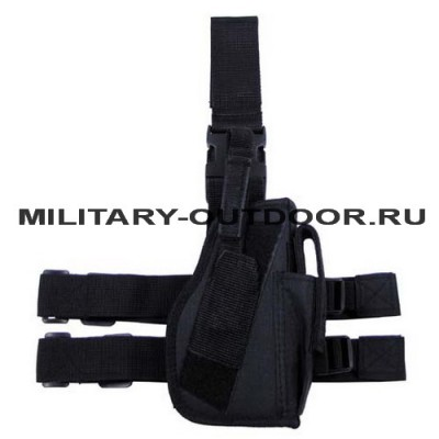MFH Tactical Holster 30725A Black