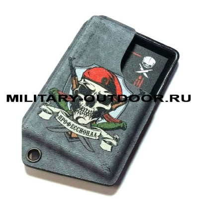 Кардхолдер Pirate Custom 3.0 Профессионал Краповый берет Grey