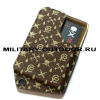 Кардхолдер Pirate Custom 3.0 PC Logo Brown