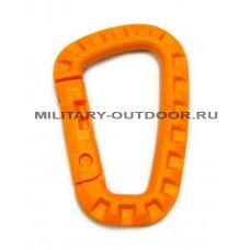 Карабин Tac Link 85мм Orange