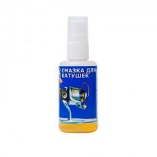 Смазка ТРИ КИТА для катушек (масло) 50мл