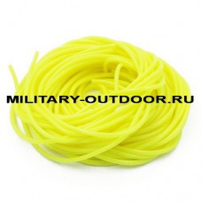 Кембрик 1,0/2,0x1000 мм флуоресцентный желтый