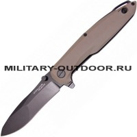 Нож Mr.Blade Convair Tan Handle