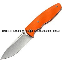 Нож Mr.Blade Zipper Bright Orange