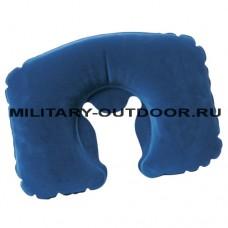 Подушка надувная под шею Tramp TLA-007 Dark Blue