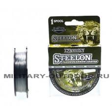 Леска Konger Steelon Fluorocarbon Coated 0.16/100м Grey