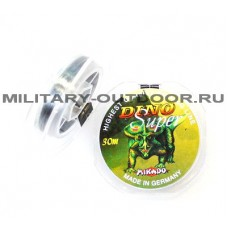 Леска MIKADO Dino Super 0,08мм/30м/1,2кг