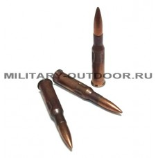 Макет патрона ПК, ПКМ, СВД, СВУ 7,62х54 мм