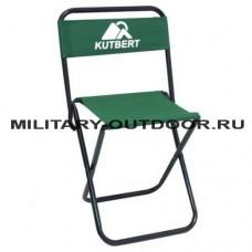 Стул Kutbert кемпинговый складной со спинкой 75х45х35см Green