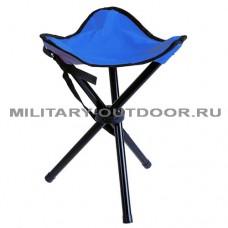 Стул Kutbert на 3-х ножках d60см/h45см Blue