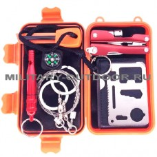 Anbison Outdoor Survival Kit AS-TL0053