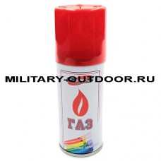 Газ для зажигалок Runis 140 мл 1-007