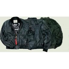 Alpha Industries Peace Rider Jacket Black