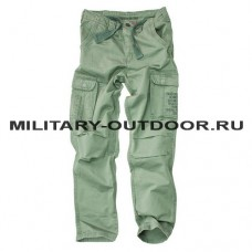 Denali Brooks Pants Olive