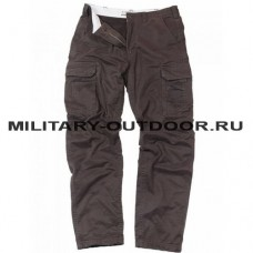 Denali Heavy Type Pants Brown