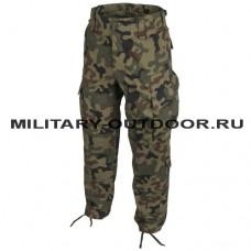 Helikon-tex Combat Patrol Uniform Pants PL Woodland