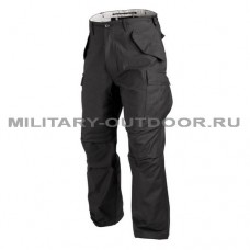 Helikon-tex M65 Nyco Sateen Trousers Black