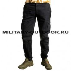 Stalker Joggers 7801 Pants Black