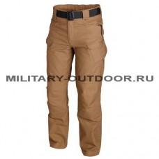 Helikon-Tex Urban Tactical Pants PolyCotton Ripstop Mud Brown