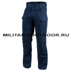 Helikon-Tex Urban Tactical Pants Denim Mid Dark Blue