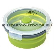 Контейнер силиконовый Tramp 800ml TRC-087 Green