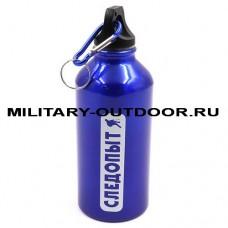 Бутылка Следопыт алюминиевая 400 мл PF-BD-A400 Blue