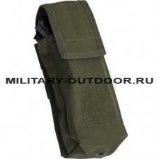 Mil-tec OD SINGLE AK 47 MAGAZINE POUCH Olive