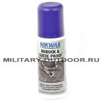 Пропитка Nikwax Nubuk & Suede Proof Spray 125 ml