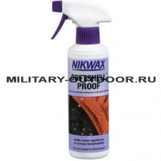 Пропитка Nikwax SoftShell Proof Spray-On 300 ml