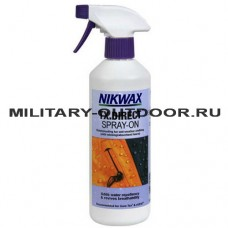 Пропитка Nikwax TX.Direct Spray-On 500 ml