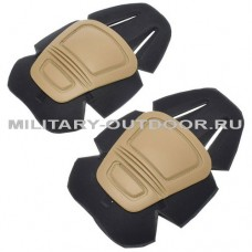 Наколенники Emerson Gear G3 Combat Knee Pads Tan