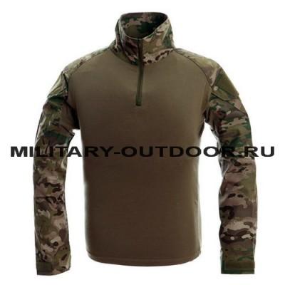 Anbison Combat Shirt Multicam