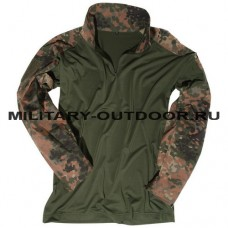 Mil-tec Tactical Field Shirt Flecktarn