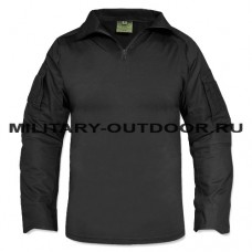 Mil-tec WARRIOR Tactical Shirt Black