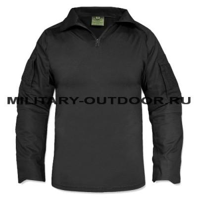 Mil-tec WARRIOR Tactical Shirt Black