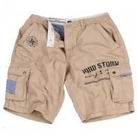 Nord Storm Cooper Short Khaki