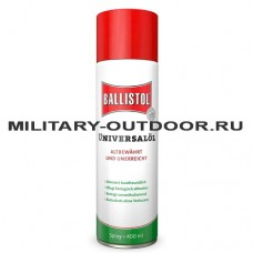 Масло оружейное Ballistol Universalöl Spray 400ml