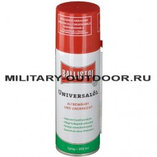 Масло оружейное Ballistol Universalöl Spray 200ml