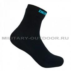 Водонепроницаемые носки DexShell Thin Socks DS663BLK