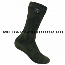 Водонепроницаемые носки DexShell Camouflage DS736